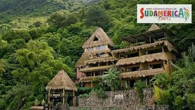 Laguna Lodge Eco-Resort & Nature Reserve (Santa Cruz, Lake Atitlan - Guatemala)