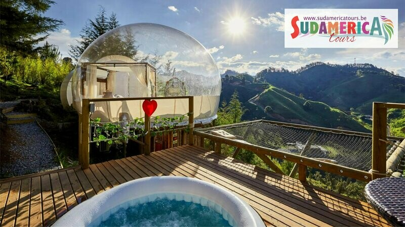 Bubble Sky Glamping (Medellin - Colombia)