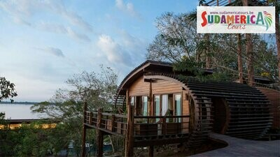 Mirante do Gavião Amazon Lodge (Amazone - Brasil)