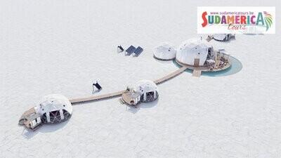 Pristine Camps (Salinas Grandes - Argentinië)