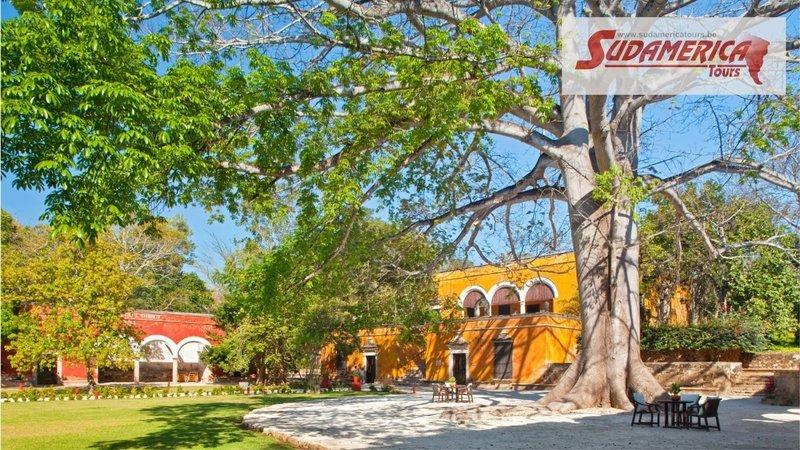 Hacienda Uayamon, The Luxury Collection (Uayamon - Mexico)