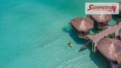 Hotel Palafitos Overwater, El Dorado Maroma (Riviera Maya - Mexico)