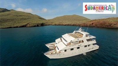 Galapagos, Seaman Journey