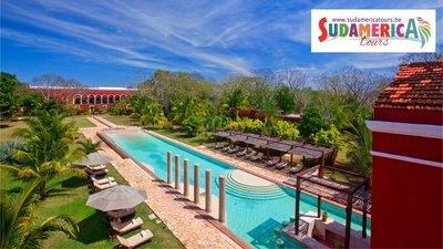 Mexico, de Haciendas van Yucatan (vluchten niet inbegrepen !)