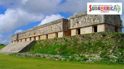 Mexico, Mundo Maya & Yucatan (vluchten niet inbegrepen !)