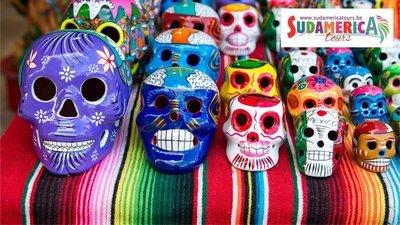 Mexico, van Mexico tot de Caraïben (vluchten niet inbegrepen !)