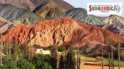 Argentinië, van de Tropische Andes tot aan Vuurland
