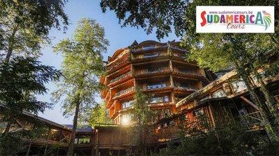 Hotel Huilo-Huilo Nothofagus & Montaña Mágica Lodge (Panguipulli - Chile)