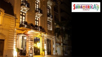 Algodon Mansion, Relais & Chateaux (Buenos Aires - Argentina)