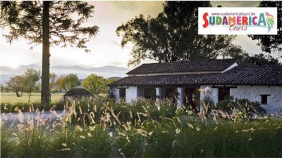 Hotel House of Jasmines, Relais & Chateaux (Campo Quijano - Argentina)