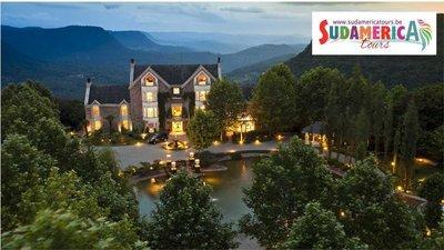 Hotel Saint Andrews, Relais & Chateaux (Gramado - Brasil)