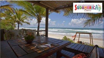 Hotel Txai Resort, Relais & Chateaux (Itacaré - Brasil)