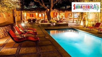 Hotel Awasi Atacama, Relais & Chateaux (San Pedro de Atacama - Chile)