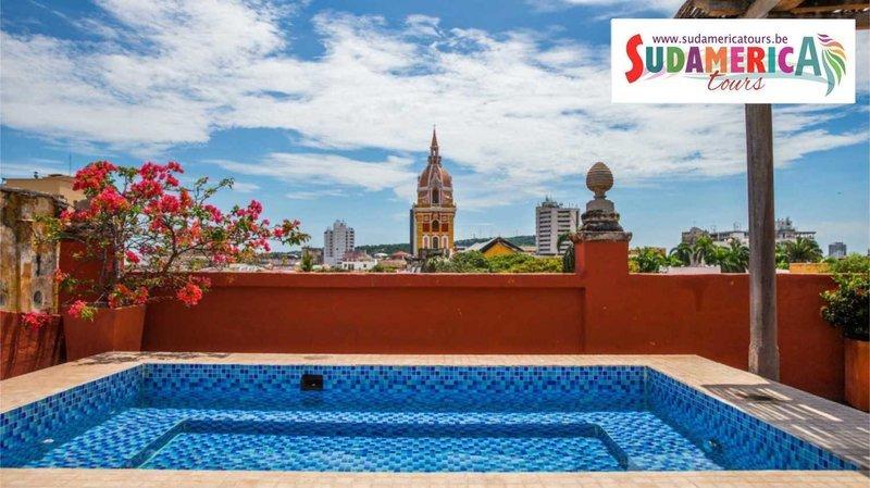 Casa Pestagua, Relais & Chateaux (Cartagena - Colombia)