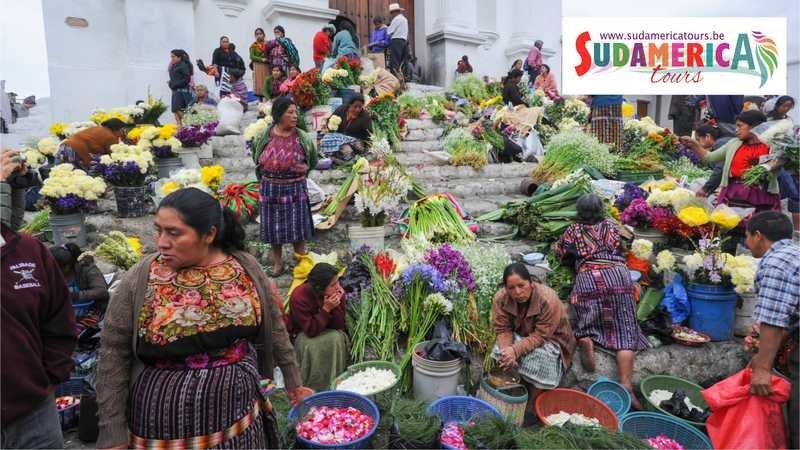 Grote Rondreis van Centraal Amerika