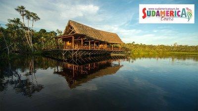 Sacha Lodge (Amazonia - Ecuador)