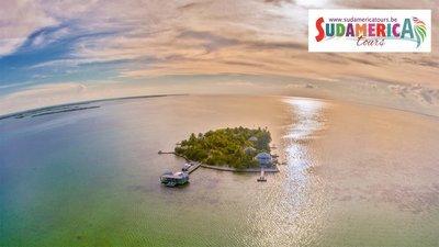 Cayo Espanto Private Island (San Pedro - Belize)