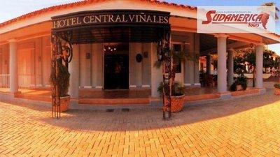 Hotel E Central (Viñales - Cuba)