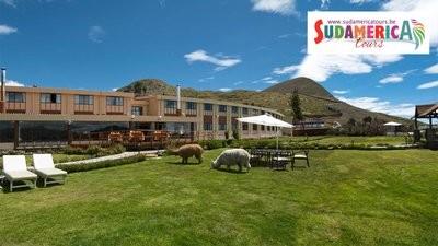 Hotel Sonesta Posada Del Inca, Sonesta Hotels (Puno - Peru)