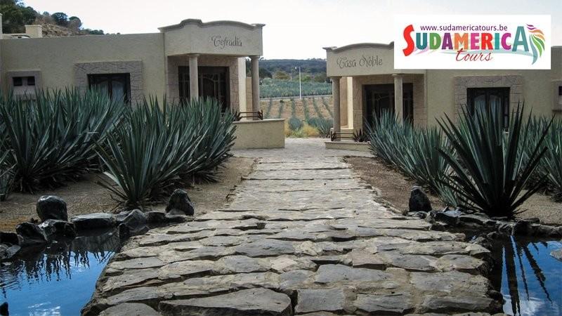 Boutique Hotel La Cofradia (Tequila - Mexico)