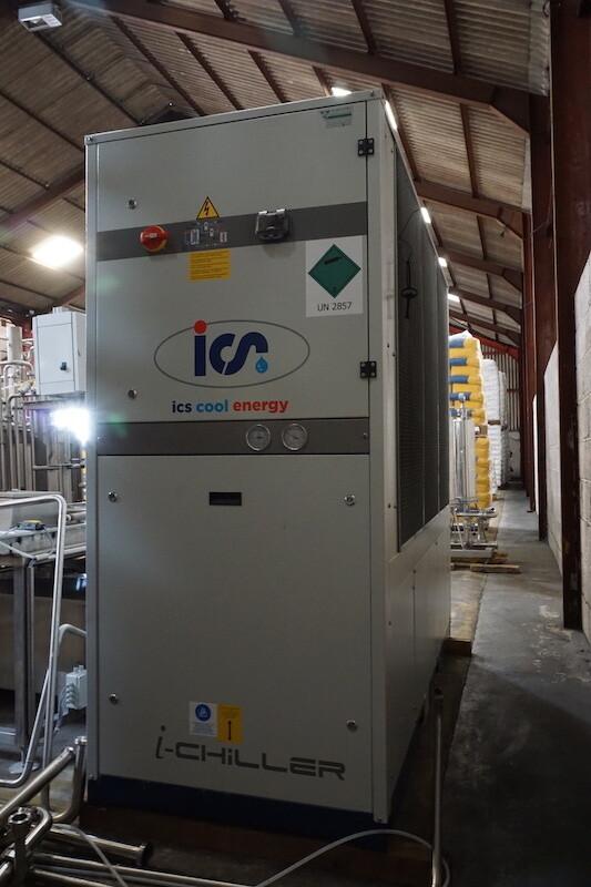 ICS Chiller Unit - [USED]