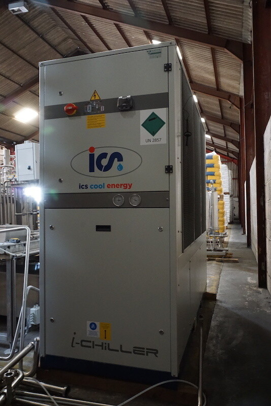 ICS Chiller Unit - [USED]