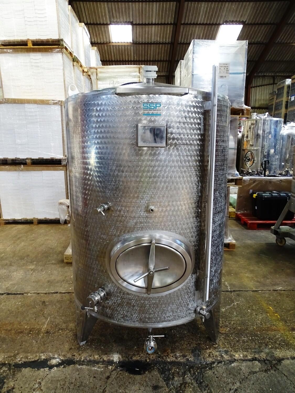 2000 Litre - Single Skin Fermenting Vessels