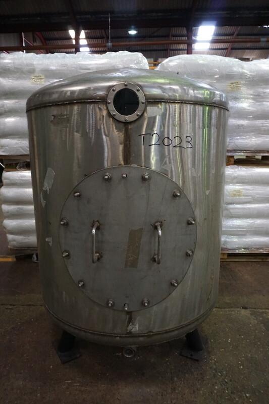 5 Barrel Porter-Lancastrian Tank - Secondhand