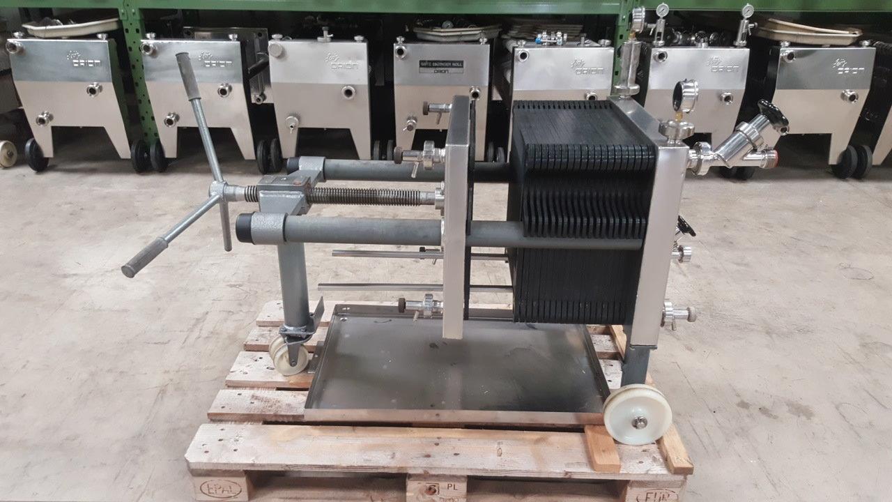 Plate & Frame Filter - 40cmx40cm - Seitz Zenit-V - 40A30-L - [Reconditioned]