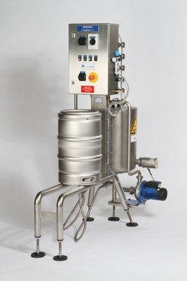 MONOMAT - Internal KEG Cleaner - (Semi-Automatic)