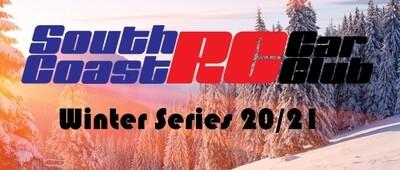 1/8 Winter Series 20/21 Round 2 December 6th 2020