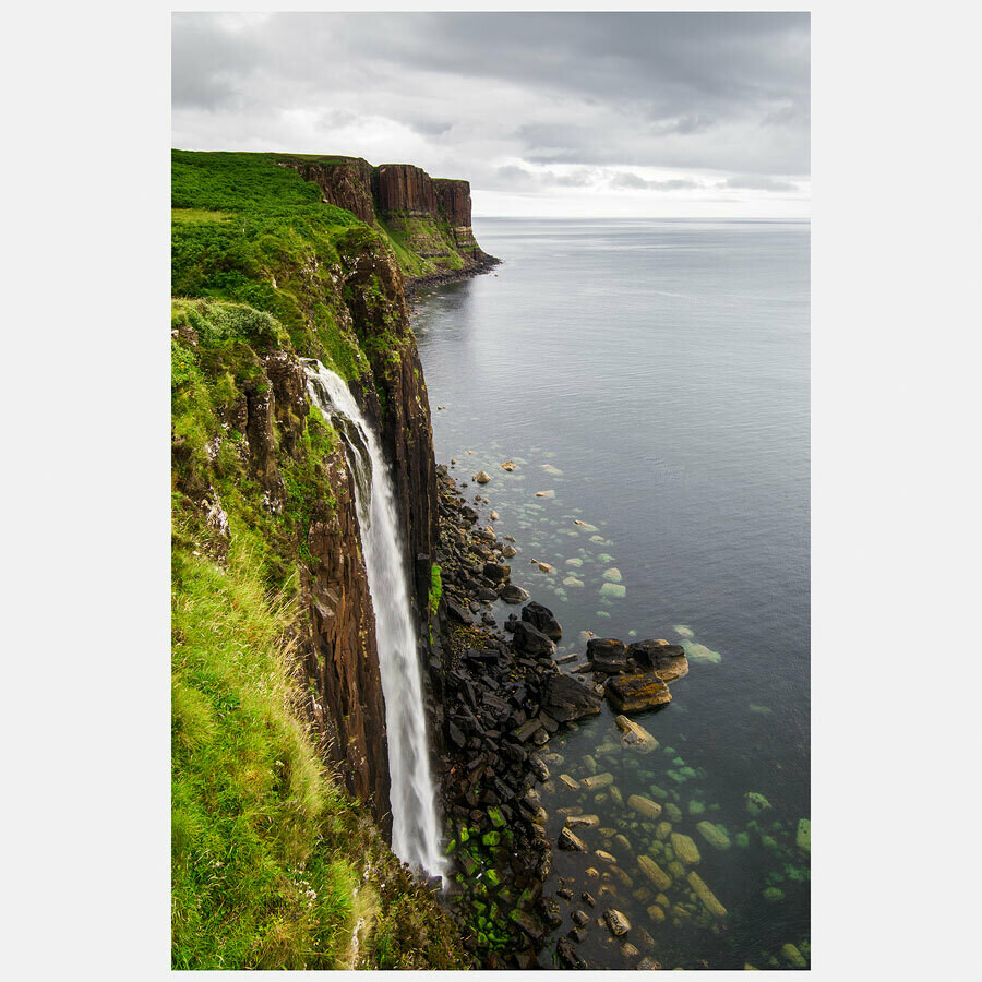 Kilt Rock - Isle of Skye - Ecosse