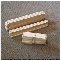 Bee Hive Frames   All Sizes   10-frame Langstroth   Unassembled or Assembled