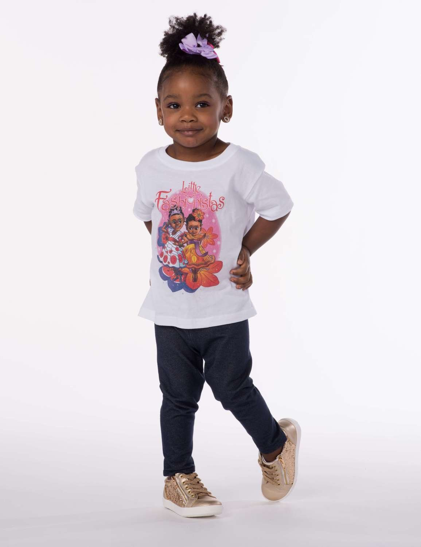 Girls Fairy Little Fashionistas Shirt