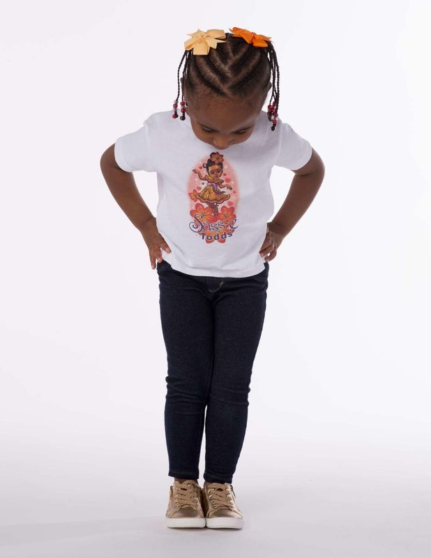 Girls SASS-E Todds Shirts