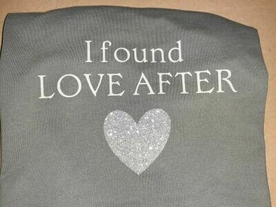 I found love after grey- Medium