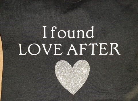 I found love after-Large