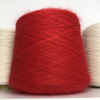 80% ангора, 20% п/а  Biagioli Modesto  566м/100гр  Красный Dior