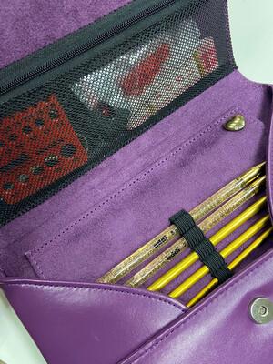 Набор спиц для вязания addi click woolly hugs