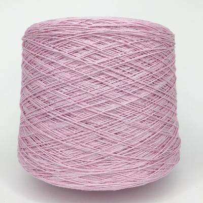 Yak Silk 78% babyяк 22% шелк 566м/100гр холодный нежно-розовый