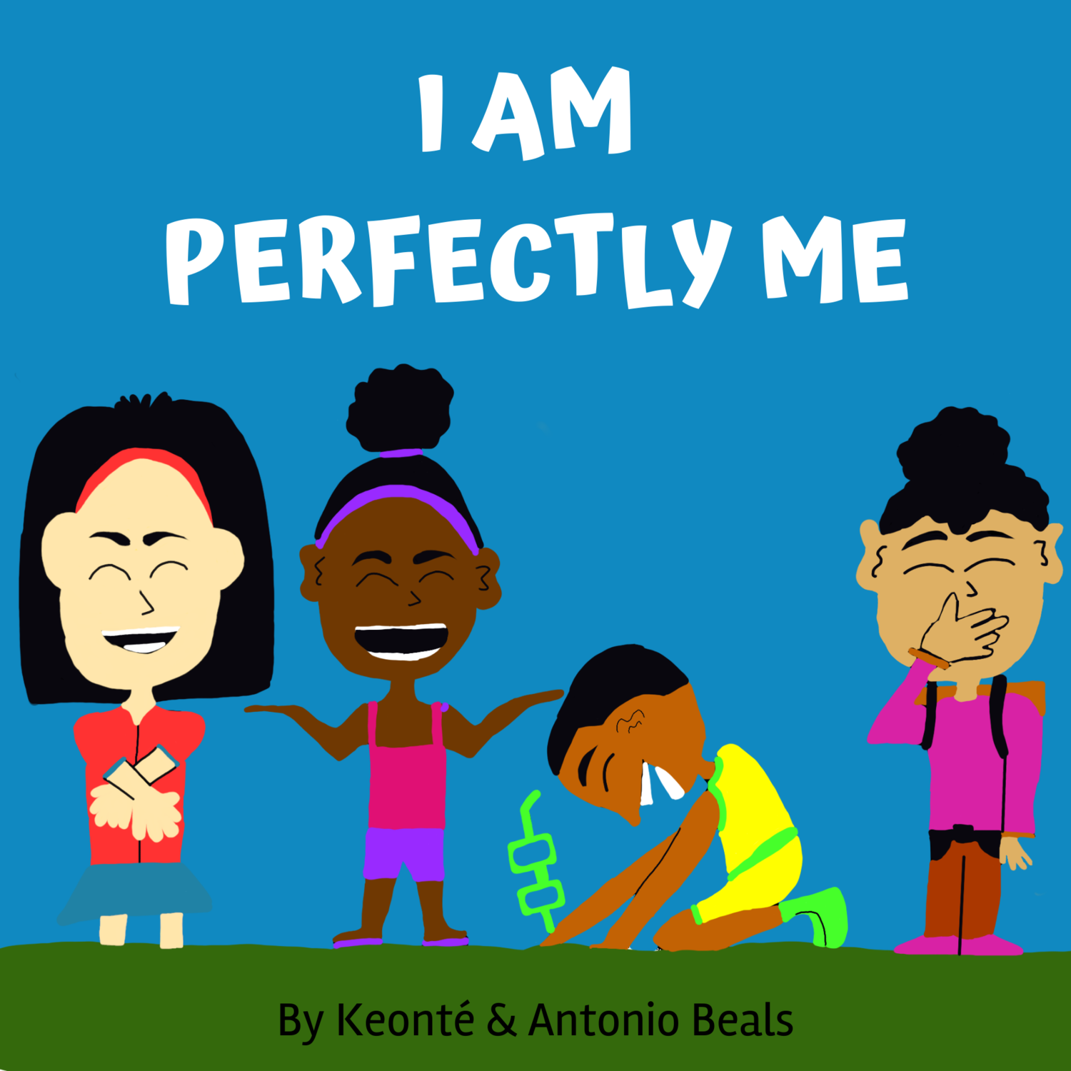 """I AM PERFECTLY ME"" Children's Book"