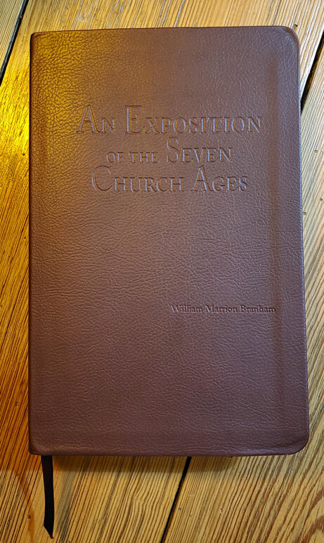 Church Ages (leather bound)