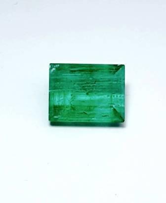 Rarest  Emerald gemstone 8.98 ct, GIA Certificate