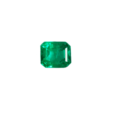 Rarest natural loose Colombian emerald, 3.32ct