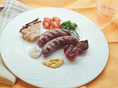 Boerewors - South African raw sausage - 1 lb