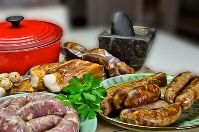Perigourdin Duck Sausage - the original