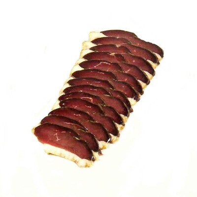 Smoked Duck Breast Prosciutto slices / Tranches de Magret de Canard Fumé - 4 oz