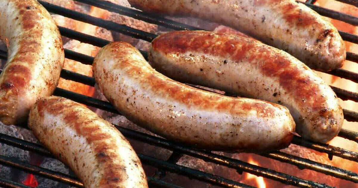 Hunter Sausage -  1 lb.