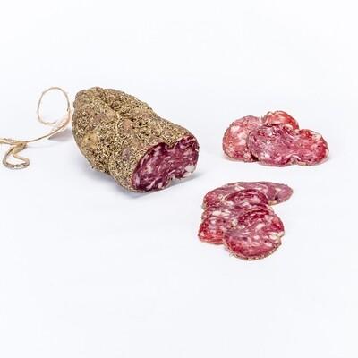 Salami with Provence Herbs - Saucisson Sec aux herbs de Provence - 8 oz