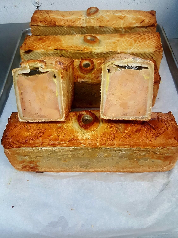 Foie Gras en Croûte - 8 oz